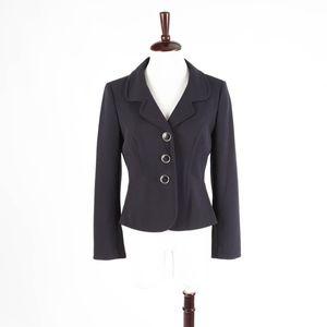 ANN TAYOR – Navy Blue Jacket Blazer – Size 6